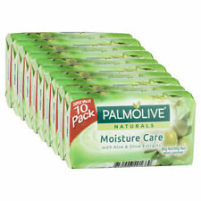 Palmolive Soap Bar Moisture Care With Milk And Olive Extracts 10 Pack