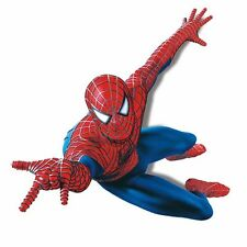 Spiderman Action Pose Wall Sticker Decal Boy Bedroom Gift Decal Mural Paper