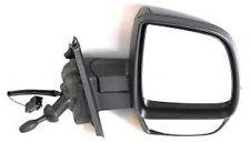 FIAT Dobl (2010 -) Driver O/S Porta Manuale Specchio Con Indicatore