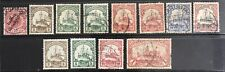 Germany 1897-1912 Colonies in South West Africa MLH & Used