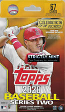 2020 Topps Baseball Series 2 Factory Sealed 67 Card Hanger Box Possible Autos