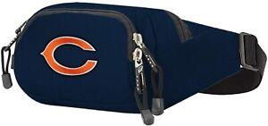 Chicago Bears NFL Northwest Adult Unisex Fanny Pack Team Color New