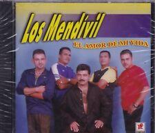 Los Mendivil El amor de Mi Vida CD New Nuevo sealed