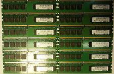 Elpida 1 GB DDR2 800 MHz PC2-6400U NON-ECC senza buffer EBE 10 UE 8 acwa - 8G-E