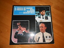 A TOUCH OF MISTER ACKER BILL - CHIS BARBER - KENNY BALL - A TOUCH OF MUSIC! 1969