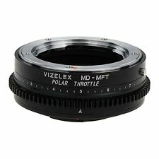 Fotodiox Objektivadapter Vizelex Polar Minolta MD Lens to Micro Four Thirds M4/3