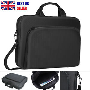 15.6 inch Laptop PC Waterproof Shoulder Bag Carrying Soft Notebook Case Cover