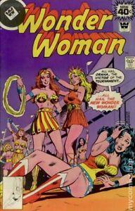 Wonder Woman #250 VG 1978 Whitman Stock Image Low Grade