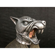The Hound's Battle Helmet Mask Game Of Thrones Adult HBO Halloween Costume
