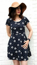 Atmosphere Round Neck Casual Floral Dresses for Women