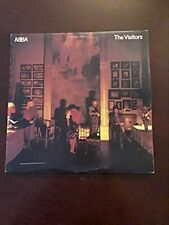 Abba - The Visitors - LP Record  *pre-owned* $0 shipping