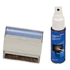 Hama Lcd/tft Reinigungs-set Gel Bürste und Mikrofasertuch 78316