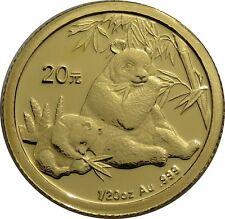 20 Yuan 2007 - China - Panda 1/20oz Gold