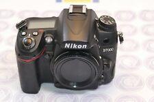 Nikon D7000 Gehäuse - Nur 14206 Klicks - 12 Monate Gewährleistung