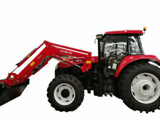 YTO X1254 – 4WD – 120HP – FRONT END LOADER – 4 IN 1 BUCKET – AIRCAB