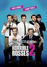 HORRIBLE BOSSES 2 DVD - NEW / SEALED DVD - UK STOCK