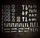 93pcs PLASTICS BOLT KIT HONDA CR 80 85 125 250 450 480 500 FENDERS SEAT BODYWORK