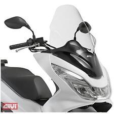 Nuovo GIVI Lunotto D1136ST chiaro per Honda PCX 125 - 150 14-16 Parabrezza