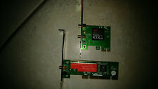 Two 2.4 ghz wifi network cards