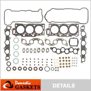 Fits 94-99 Toyota Camry Avalon Sienna Lexus ES300 3.0L Head Gasket Set 1MZFE