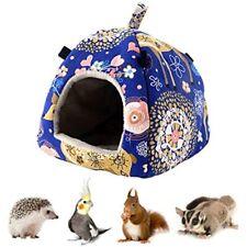 Hamster Tent Bed Winter Warm Hammock Sleeping For Gerbil Rat Sugar Glider Small