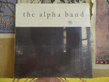 THE ALPHA BAND, SELF TITLED - SEALED LP AL 4102