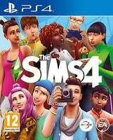 NEW & SEALED! The Sims 4 Sony Playstation 4 PS4 Game