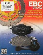 Volar Front Brake Pads for 1986-1987 Yamaha TT225