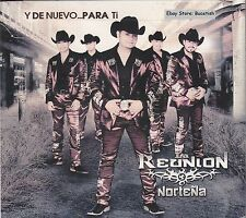 La Reunion Nortena De Nuevo Para Ti CD New Nuevo sealed