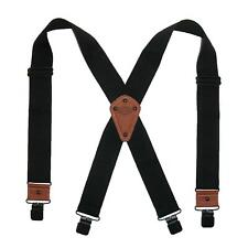 New Dickies Men's Industrial Strength Ballistic Nylon Clip End Work Suspenders