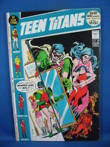 Teen Titans #38 (Mar-Apr 1972, DC) VF AQUAMAN