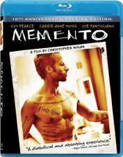 Memento (Blu-ray/DVD, 2011, 2-Disc Set, Canadian 10th Anniversary Blu-ray/DVD)