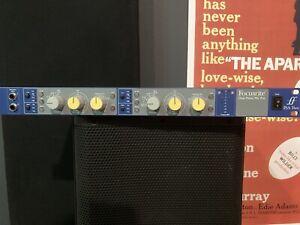 Focusrite AMS-ISA-2 Dual Microphone Preamplifier - Blue