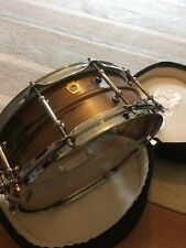 Ludwig Copperphonic Snare Drum New