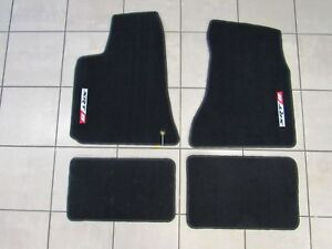 DODGE CHARGER MAGNUM CHRYSLER 300 RWD SRT8 Carpet Floor Mats NEW OEM MOPAR
