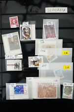 Slovenia and Slovakia Mint Stamp Collection