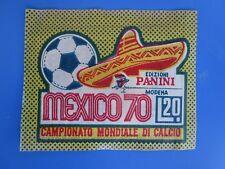 Mexico 70 Panini-bustina/packet originale sigillata