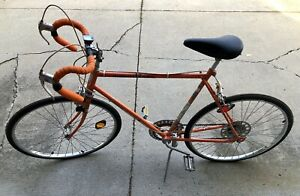 Vintage AMF Roadmaster 10-Speed Scorcher Adult Bicycle