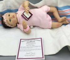 "Rare Original Beautiful Ashton-Drake 'Bless You Baby' 14"" Action Doll,"