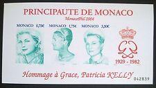 MONACO STAMPS MNH block - Stamp Exhibition MONACOPHIL, 2004, **, SLANIA