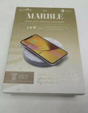 Eggtronic - 10W Marble Wireless Phone Charger