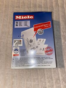 5 Miele Hoover Bags - Compatible for all miele hoovers.