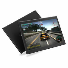 "Lenovo Tab 4 10 plus Octa Core Android 7.1 64GB 10"" Gaming Tablet Wifi Black"