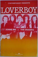 Loverboy Concert Poster Blank