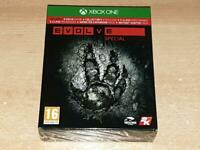 Evolve Xbox One Steelbook Special Edition **BRAND NEW & SEALED**