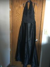 Fancy Black Dress size small