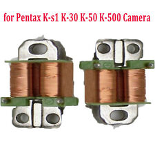 Magnet Coil Aperture Solenoid Plunger Kit for Pentax K-s1 K-30 K-50 K-500 Camera