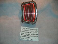1966 PONTIAC TEMPEST LEMANS FACTORY GM RIGHT TAILLIGHT ASSEMBLY FREE SHIPPING