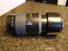 Minolta AF 100-300 f/4.5-5.6 Zoom Lens