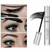 Qibest Cosmetic Makeup Black Curling Wimpernverlängerung 3D Wimpern Mascara T7U1